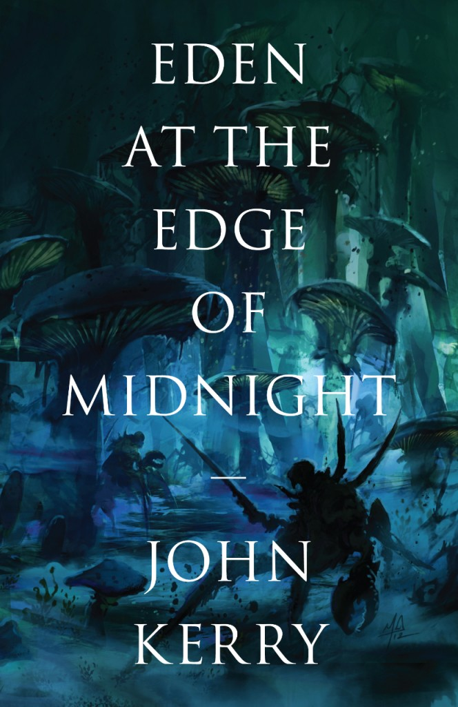 Eden at the Edge of Midnight Book Cover