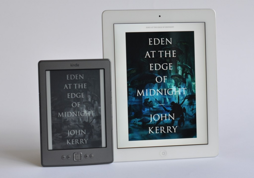 Eden on Kindle and iPad