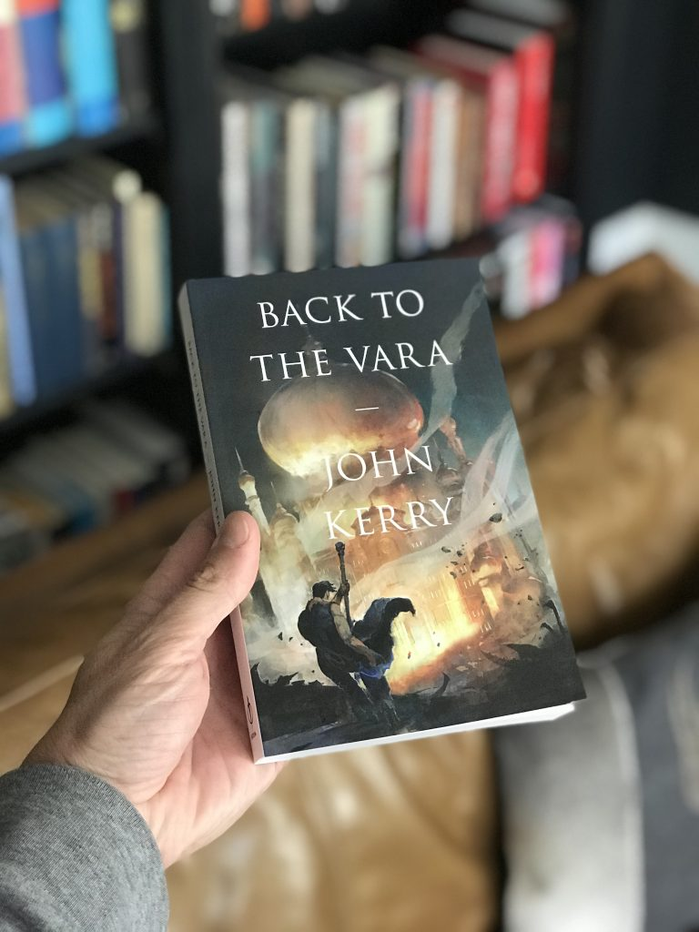 Back to the Vara paperback